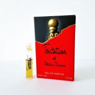 échantillons De Parfum  Tubes  TENTATIONS  De PALOMA PICASSO   EDP 1.5  Ml - Campioncini Di Profumo (testers)