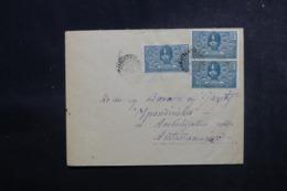 MADAGASCAR - Enveloppe De Manjakandriana Pour Antananarivo En 1939,  Affranchissement Plaisant - L 47373 - Madagaskar (1889-1960)