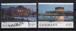 DÄNEMARK - 2008 - MiNr. 1486 + 1487 - Used - Gestempelt - Danimarca