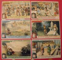6 Chromo Liebig : La Reine De Saba. Opéra De C. Golgmark. 1912. S 1053. Chromos. - Liebig