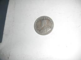 Moneta  Argento   1 Rupia GIORGIO V 1916 - Inde