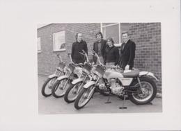 Honda TL125 +-22cm X 14cm  Moto MOTOCROSS MOTORCYCLE Douglas J Jackson Archive Of Motorcycles - Other