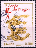 4631 LE DRAGON (1)  OBLITERE   ANNEE 2012 - France