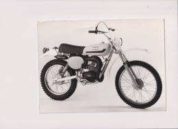 Jaguarino +-22cm X 14cm  Moto MOTOCROSS MOTORCYCLE Douglas J Jackson Archive Of Motorcycles - Photographs