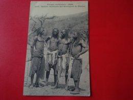 SOUDAN HABBES HABITANTS DES MONTAGNES DE MACINA - Sudan