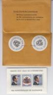 Luxemburg 1981 60e Ann.de Naissance Grand-Duc Jean De Luxembourg M/s (in Original Pack Of 50, Unopened) ** Mnh (45233) - Blocs & Feuillets