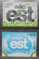 Estland   Europa  Cept    Besuchen Sie Europa  2012  ** - 2012