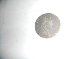 Moneta  Argento    GIORGIO III1787 - 1662-1816 : Acuñaciones Antiguas Fin XVII° - Inicio XIX° S.