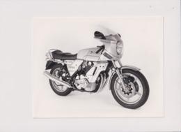 Laverda 1200 +-21cm X 16cm  Moto MOTOCROSS MOTORCYCLE Douglas J Jackson Archive Of Motorcycles - Photographs