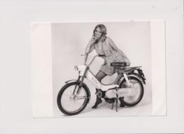 Honda Camino +-21cm X 16cm  Moto MOTOCROSS MOTORCYCLE Douglas J Jackson Archive Of Motorcycles - Other
