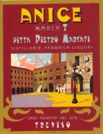 Anice - Ditta Pietro Marcati - Treviso - Etiketten