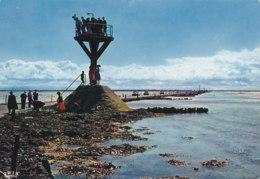 Ile De Noirmoutier (85) - Le Passage Du Gois - Balise Au Départ De L'Ile - Ile De Noirmoutier
