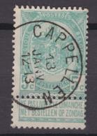 N° 56  CAPPELEN - 1893-1907 Armoiries