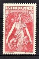 MONACO 1941  - Y.T. N° 219 - NEUF** - Unused Stamps