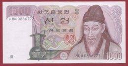 Corée Du Sud 1000 Won 1983 ---UNC - Corée Du Sud