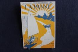 T-X*52 / Reproduction D'une Affiche -  La Panne - Mer Du Nord - Pubblicitari
