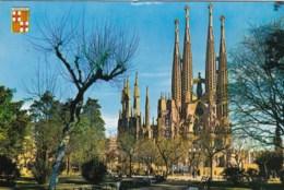 AL25 Barcelona, Templo Sagrada Familia - Barcelona