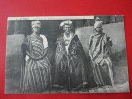 KINDIA LE ROI ET SES FEMMES CACHET BATEAU - Frans Guinee