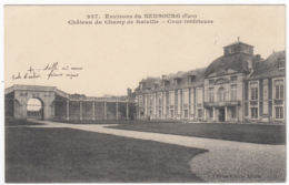 CPA Le Neubourg, Château Du Champ De Bataille, Ungel. - Le Neubourg