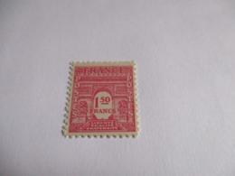 Timbre 1,50 Francs Arc De Triomphe De Paris 1944. Y & T N°625.Neuf. - 1944-45 Arc Of Triomphe