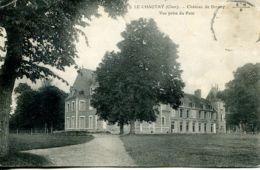 N°76699 -cpa Le Chautay -château De Bernay- - Autres Communes