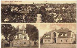 Grüss Aus TREBSCHEN - Schlesien - Polen - Trzebiechów (powiat Zielonogórski) - Schlesien