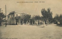 M' Sila à 58 Kilometres De Bordj Edit Geoffroy  Cachet Bordj Bou Arreridj 1913 - M'Sila