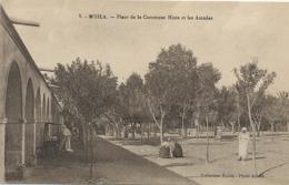 M' Sila Place De La Commune Mixte Et Les Arcades - M'Sila