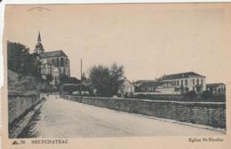 NEUFCHATEAU  Eglise Saint Nicolas - Neufchateau