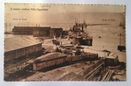 19348 Fiume - Il Nuovo Confine Italo - Jugoslavo - Croazia