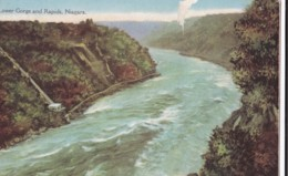 AT05 Lower Gorge And Rapids, Niagara - Niagara Falls