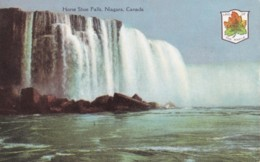 AT05 Horse Shoe Falls, Niagara, Canada - Niagara Falls