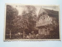 D169237  Hougaerde Près Tirlemont - Pensionnat Du Val Virginal - La Ferme  -sent From  Máramarossziget 1942 - Hoegaarden