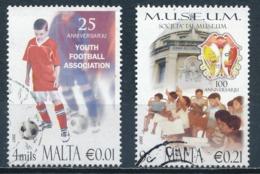 °°° LOT MALTA - Y&T N°1506/7 - 2007 °°° - Malta