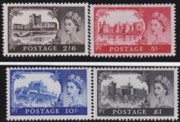 Jersey     . Yvert    .   502/505  (1968)         .   **    .   MNH      .   /  .    Postfris - 1952-.... (Elizabeth II)