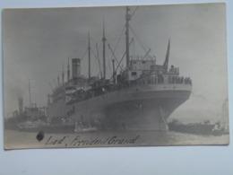 Russia 385 Vadivostok Foto Photo 1918 1919  Warship President Grant USA - Russland