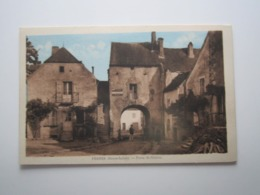 PESMES - Porte Saint Hilaire - Pesmes