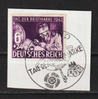MiNr. 811 Briefstück  (0034) - Gebraucht