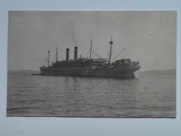 Russia 383 Vadivostok Foto Photo 1918 1919  Warship - Russland