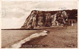 Dover Shakespeare Cliff Beach Promenade Landscape - Inglaterra