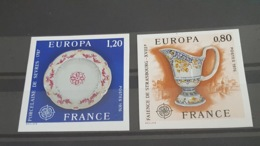 LOT 478964 TIMBRE DE FRANCE NEUF** LUXE N°1877/1878 NON DENTELE - France