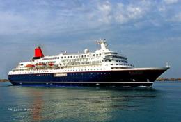 "Ship Postcards - Passenger   Ship "" Nippon Maru "" Variant  Read Description - Unclassified"