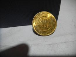 Moneta 20 LIRE 1977 F,D,C, - 20 Lire