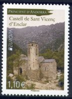 Andorra Fr. - Europa Cept 2017 Year - Stamp  MNH** - 2017
