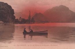 LAC D'ANNECY - Le Port De Talloires Et Les Montagnes D'Entrevernes - Annecy