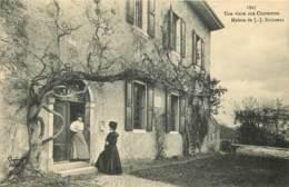 73 - UNE VISITE AUX CHARMETTES - MAISON DE J.J.ROUSSEAU - Other Municipalities