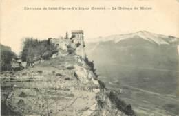 73 - SAINT PIERRE D'ALBIGNY - LE CHATEAU DU MIOLAN - Saint Pierre D'Albigny