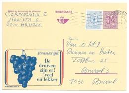 2561 N - Stempel Brugge - Stamped Stationery