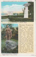 Postcard - Pilgrim Plymouth - History No Card No.. Unused Very Good - Postcards