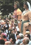 ES PINEDA DE MAR - Gegants Dans I Bestiaire Del Maresme - Animée - Belle - Carnaval